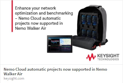 Linked in Keysight Walker Air